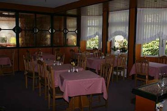 Hotel Pflug : Der Frühstücksraum