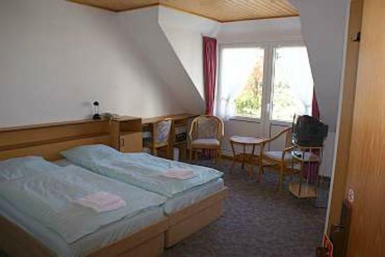 Hotel Pflug : Unser Zimmer