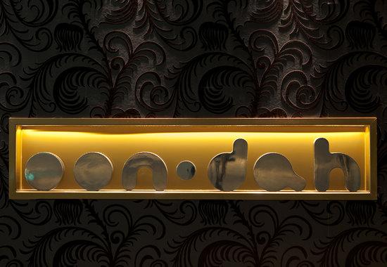 oon dah: OOn.dah, a trendy restaurant