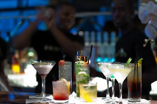 oon dah: The bar is always an option at the end of the day
