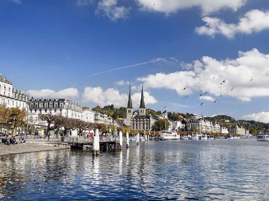 Lucerna, Svizzera: Lucerne