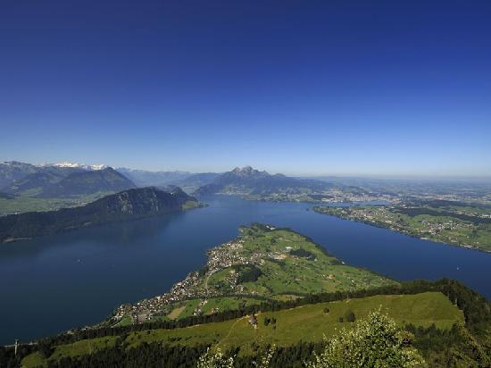 Lake Lucerne Region