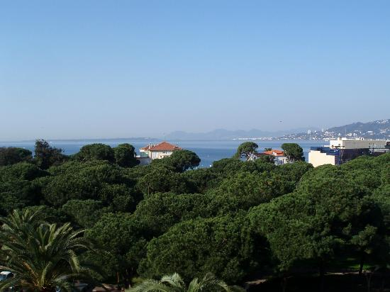 Hotel Juana : View from 406