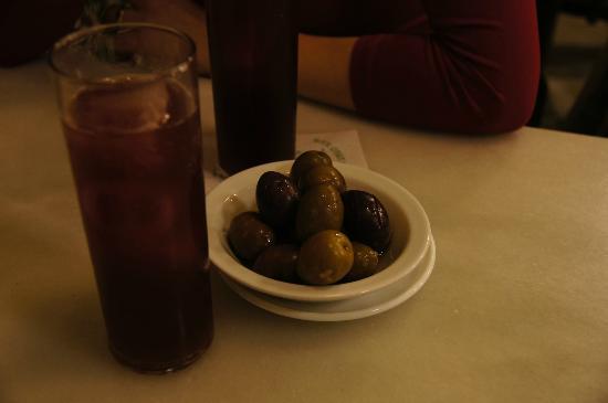 Casa Placido: olive