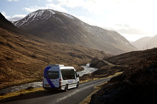 Highland Experience Edinburgh - Day Tours