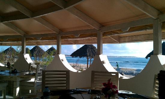 Kola Beach Resort: View from the Gold55 restaurant
