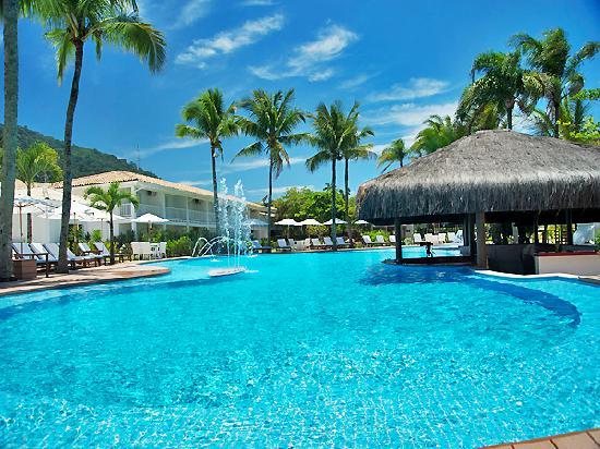 Costa Verde Tabatinga Hotel: Piscinas