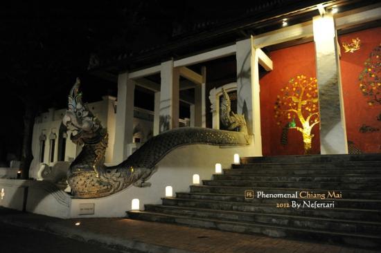 The Dhara Dhevi Chiang Mai: ballroom