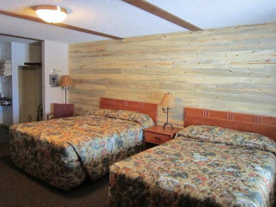 Wolf Creek Ski Lodge: New rooms