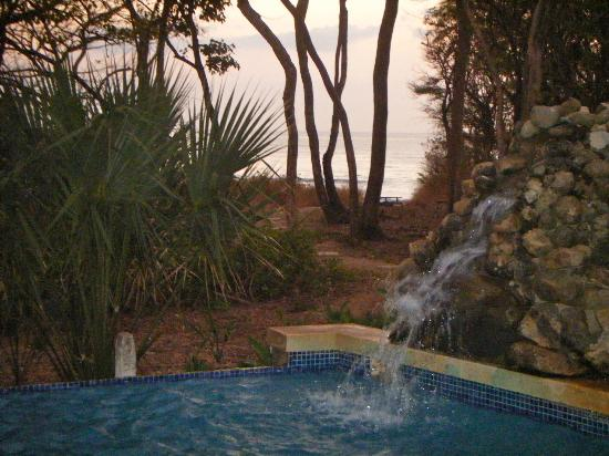 Villa Alegre - Bed and Breakfast on the Beach: Pool