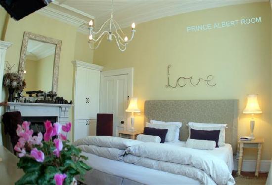 15 Welgemeend Street B&B: Prince Alfred Room