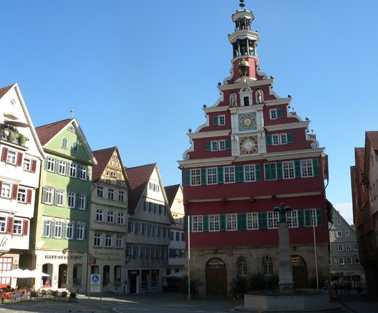 Global/International Restaurants in Esslingen am Neckar