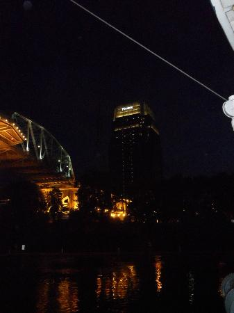 General Jackson Showboat: Nashville´s city lights