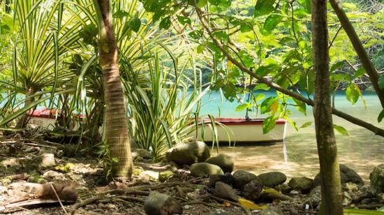 Moon San Villa: Blue Lagoon