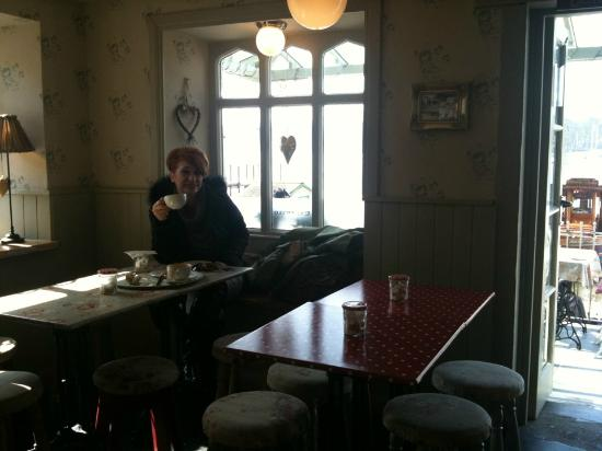 Waterhead coffee shop, Ableside (Cumbria)