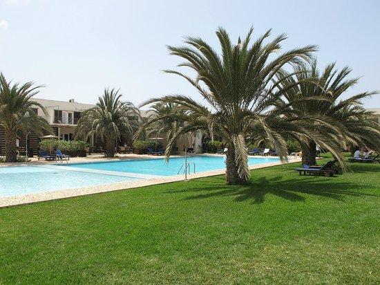 Hotel Dunas de Sal: Garden
