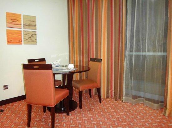 Al Diar Regency Hotel : lobby
