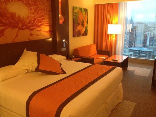 Hotel Riu Plaza Panama: standard suite