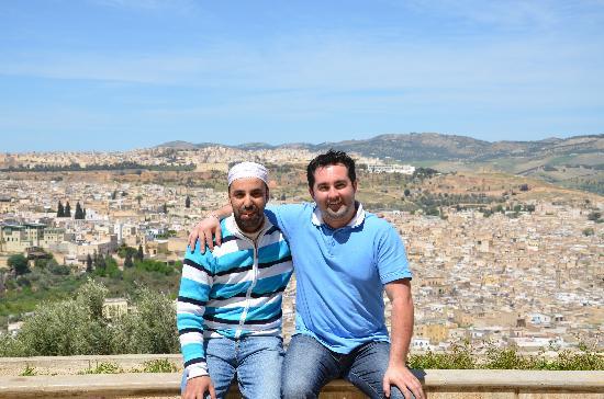 Le Patio de Fes: Notre accompagnant Youssef