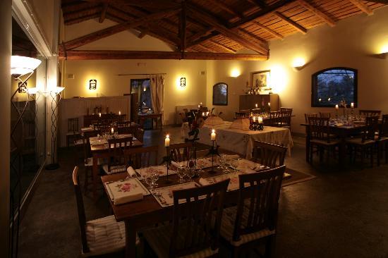 Agriturismo La Dondina : Sala ristorante