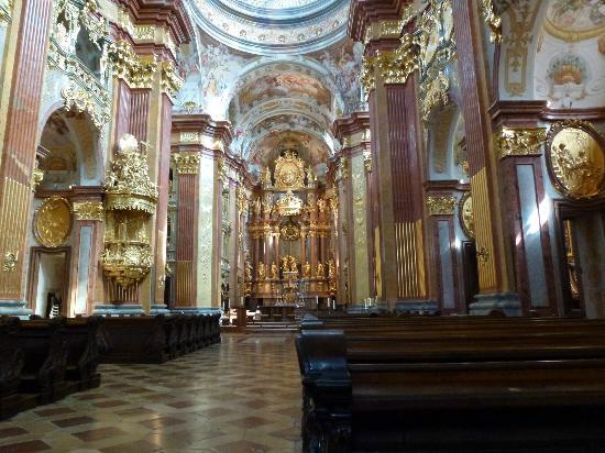 Melk Abbey - Chapel