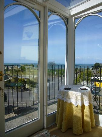 Shelley's: Admire the Sea Views