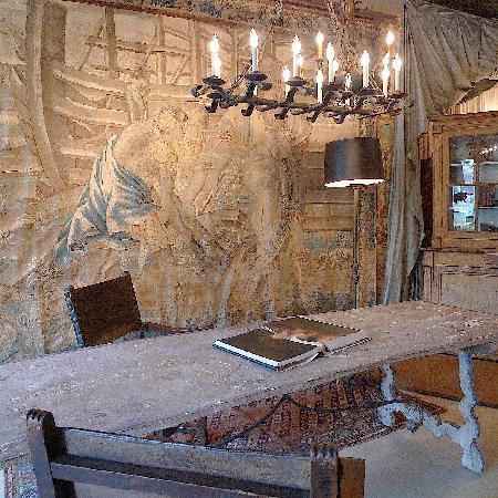 European treasures at Bush Antiques.
