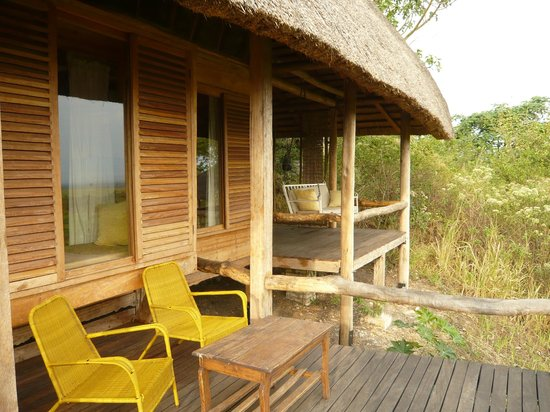 Kyambura Gorge Lodge: Cottage