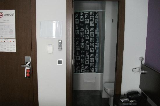 Hotel Fontanella : En-suite