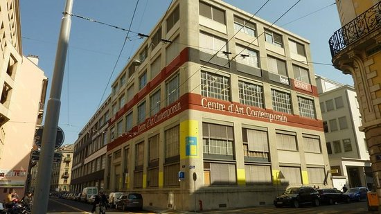 Museum of Modern and Contemporary Art (Musee d'Art Moderne et Contemporaine: mamco_Geneva
