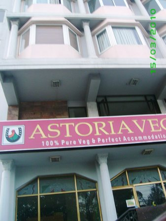 Astoria Hotel : view from front