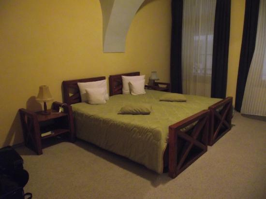 Hotel Sighisoara: My room