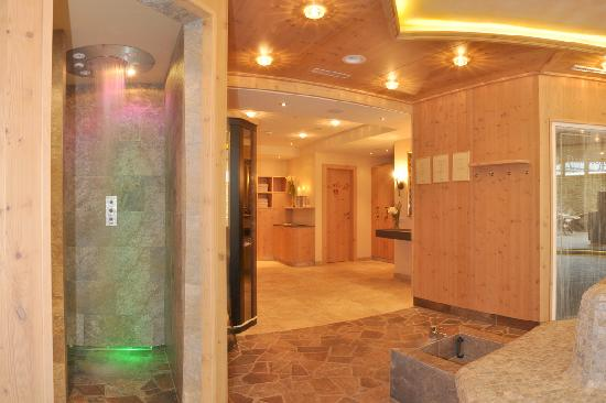 Hotel Tauferberg: Sauna- und Wellnessbereich