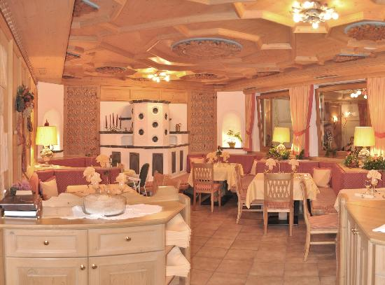 Hotel Tauferberg: Gemütliche Gasträume