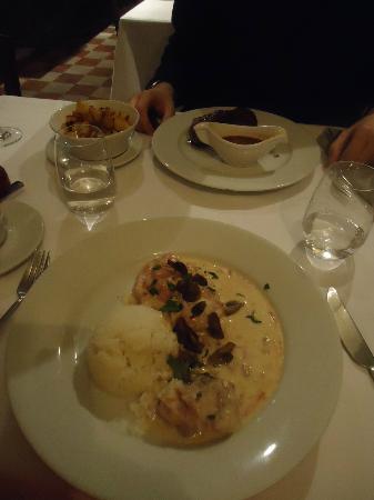 Restaurant Paul : fantastic dinner