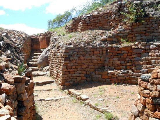 Bulawayo, Zimbábue: Room in ruins