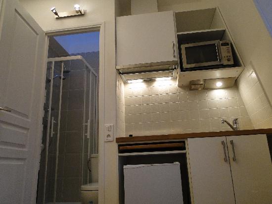 Residence SALVY : studio single meublé N°37