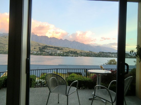 Villa Del Lago: view from the room