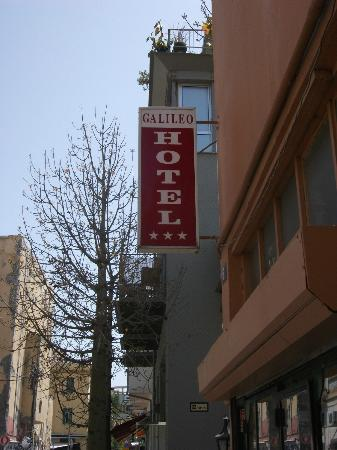 Galileo Hotel: We hope, we may come back