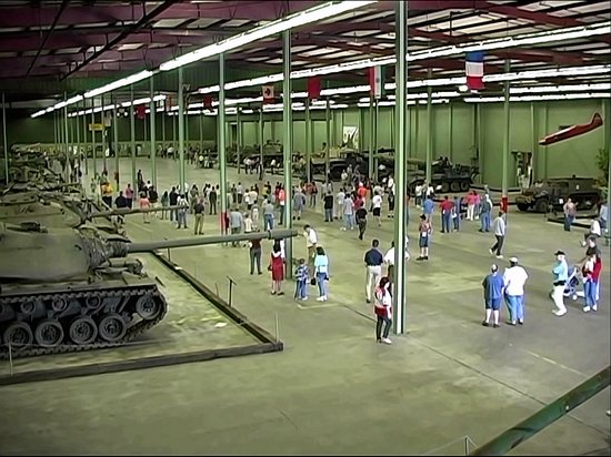 Tank museum danville all you need to know before you for Riverwalk cabine prati di dan va