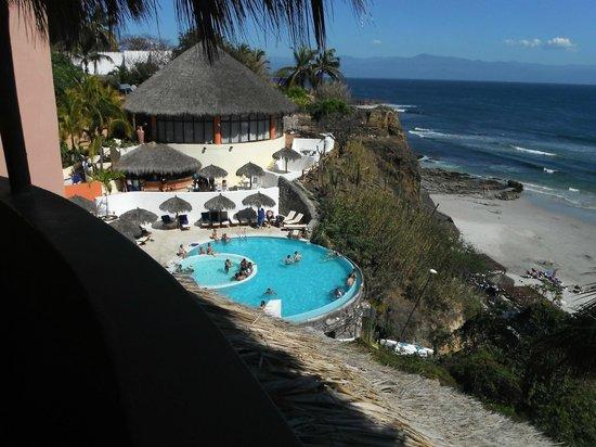 Grand Palladium Vallarta Resort & Spa : infinity pool
