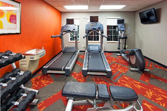 Residence Inn Boulder Longmont: Fitness Center