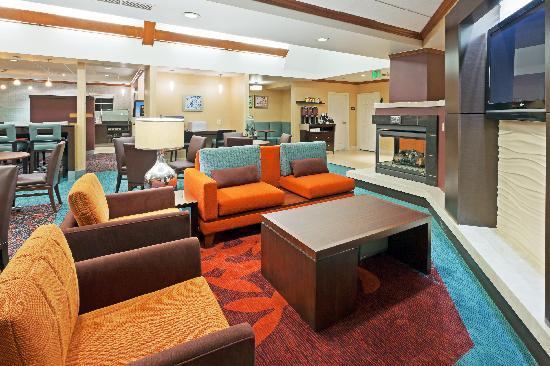 Residence Inn Boulder Longmont : Lobby