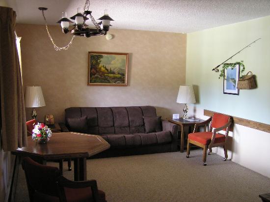 Laguna Vista Lodge: Our Room