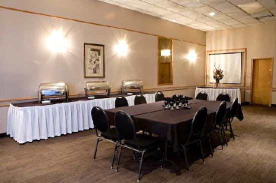 Heritage Inn Hotel & Convention Centre : Meeting Room