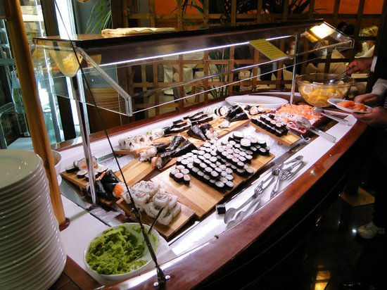 Pranzo A Buffet Milano : Xier restaurant milano stazione centrale ristorante