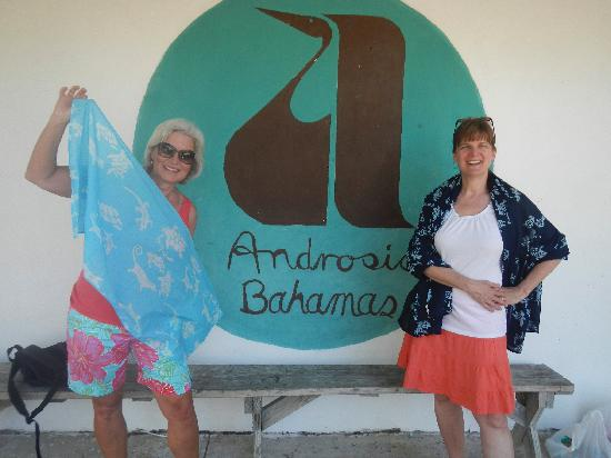 Androsia Batik Works Factory: Displaying purchases