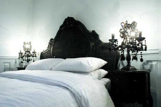 Tennyson Court: Cottage 3D bedroom