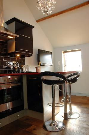 Tennyson Court: Cottage 3D kitchen
