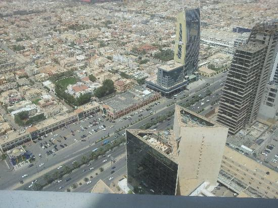 Centro Al Faisaliyah: View from the top